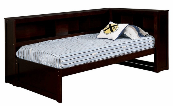 Frankie Espresso Wood Full Daybed (Oversized) by Furniture of America