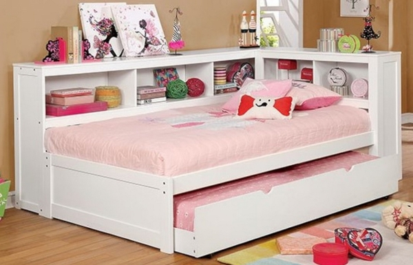 Frankie Twin Daybed & Trundle (Oversized) by Furniture of America