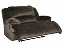 Signature Design Clonmel Zero Wall Wide Seat Power Recliner by Ashley