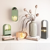 Arther Green Metal Wall Sconce by TOV Furniture