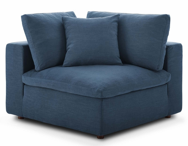 Commix Azure Fabric 2-Seat Sofa by Modway