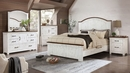 Alyson Distressed White Wood Chest by Furniture of America