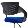 Thrive Blue Breathable Mesh Office Chair by Modway