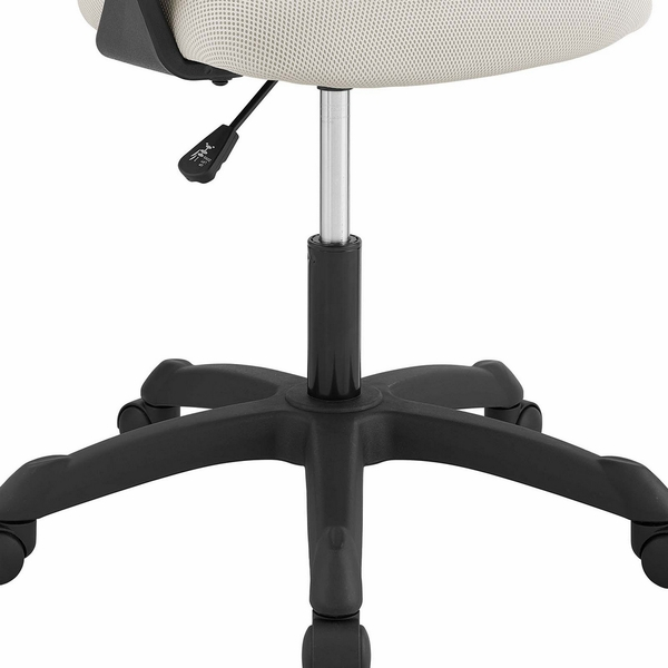 Thrive Gray Breathable Mesh Office Chair by Modway