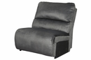 Signature Design Clonmel 5-Pc LAF Manual Recliner Sectional by Ashley