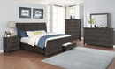 Atascadero Weathered Carbon Wood 9-Drawer Dresser by Coaster