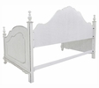Cinderella Antique White Wood Twin Daybed by Homelegance