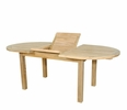 """Bahama Natural Finish Extension Table 78"""" by Anderson Teak"""