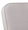 Daisy Grey Soft Fabric Convertible Sofa by AC Pacific