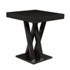 Mannes Cappuccino Wood Bar Table by Coaster