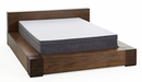 """Rose 10"""" Tight Top Queen Memory Foam Mattress by South Bay"""