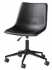 Signature Design Wilford Black Home Office Swivel Desk Chair by Ashley