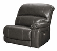 Signature Design Hallstrung 5Pc Power Recliner LAF Sectional by Ashley