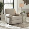 Signature Design Ferncliff Manual Swivel Glider Recliner by Ashley