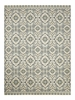 Acanthus Beige/Blue Large Rug by Furniture of America
