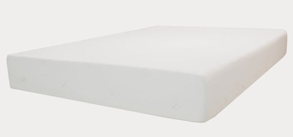 """Timex Ivory 10"""" Cal King Memory Foam Mattress by Best Master Furniture"""