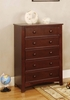 Omnus Cherry Wood Chest by Furniture of America
