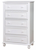 Olivia White Chest by Furniture of America