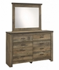Signature Design Trinell Brown Wood Youth Dresser by Ashley