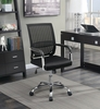 Queralt Black Mesh Office Chair by Coaster