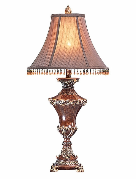 Selma 2 Traditional Table Lamps by Furniture of America