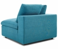 Commix 8-Pc Teal Fabric Sectional Sofa by Modway
