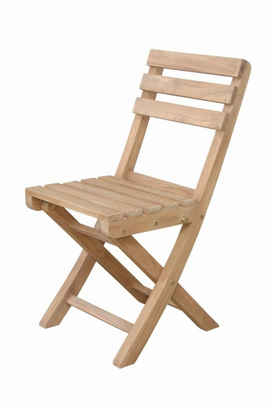 Alabama 2 Treated w/Waterbase Sealer Folding Chairs by Anderson Teak