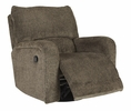 Signature Design Wittlich Umber Manual Glider Recliner by Ashley