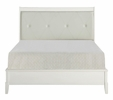 Cotterill Antique White Wood Cal King Bed (Oversized) by Homelegance