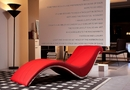 Divani Casa Essen Leisure Red Leather Lounge Chaise by VIG Furniture