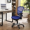 Articulate Blue Mesh Office Chair by Modway