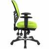 Articulate Green Mesh Office Chair by Modway