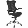 Charge Black Office Chair by Modway