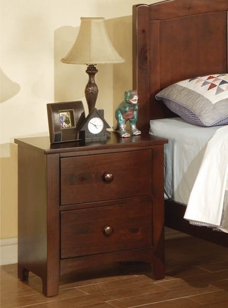 Orlanda 3-Pc Wood Twin Bedroom Set with Trundle by Poundex