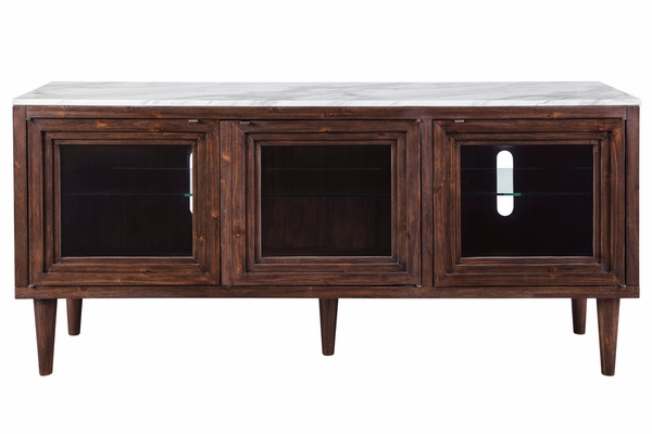 Signature Design Graybourne Brown Wood Accent Cabinet by Ashley