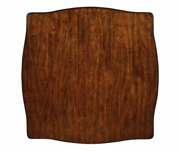 Dover Black & Cherry Wood Counter Height Table by Furniture of America