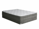 Afton Euro Box Pocket Coil Mattress Full by Furniture of America