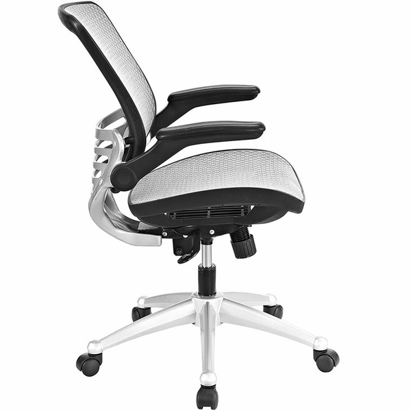Edge Gray Office Chair by Modway