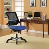Edge Blue Mesh Office Chair by Modway