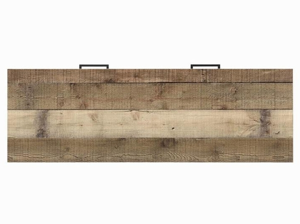 """Aadhya Weathered Pine Wood 48"""" TV Console by Coaster"""