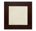 Brent Dark Cherry/Ivory Counter Height Table by Furniture of America