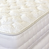 Terra White Queen Tight Top Mattress by Furniture of America