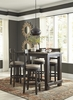 Signature Design Drewing Brown Wood Rectangular Bar Table by Ashley