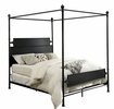 Beatrix Bronze Metal Canopy Cal King Bed by Furniture of America