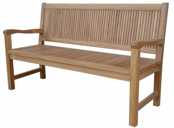 Chester Treated w/Waterbase Sealer 3-Seater Bench by Anderson Teak