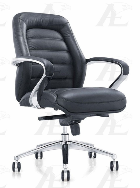 Manola PU Leather Office Chair by American Eagle Furniture