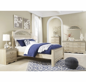 Signature Design Catalina 6 Pc Queen Bedroom Set By Ashley