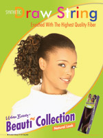 Urban Beauty Beauti Collection Synthetic Drawstrings