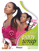Sensationnel Instant Pony Wrap Synthetic Ponytail