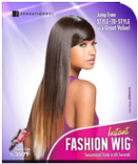 Sensationnel Instant Fashion Wig